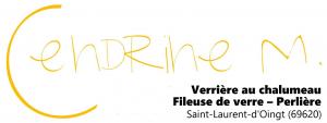 Logo de Cendrine Martin Gransart Cendrine M.